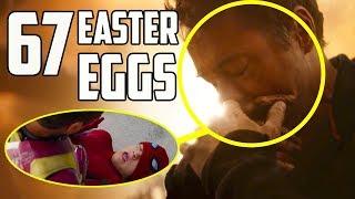 Avengers: Infinity War: Every Easter Egg and Ending Explained