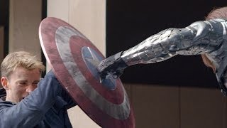 Captain America The Winter Soldier Trailer 2 UK & Ireland