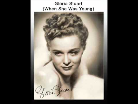 In Memory Of Gloria Stuart (Old Rose) & Titanic Ship.