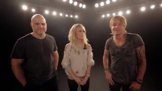 """Keith Urban - Behind the Music Video: """"The Fighter"""" featuring Carrie Underwood"""