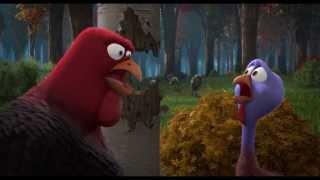 Free Birds Official Trailer (2013)
