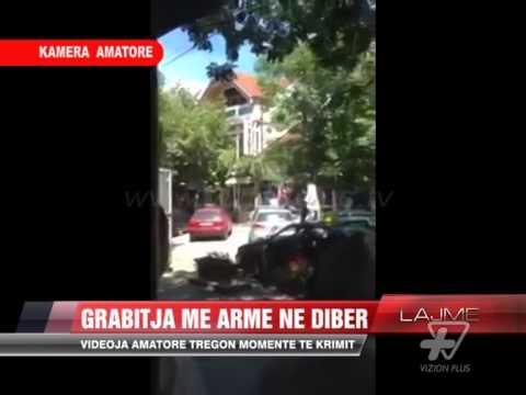 Grabitet argjendaria në Dibër - News, Lajme - Vizion Plus
