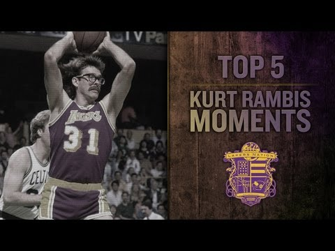 Lakers Nation Best Of: Top 5 Kurt Rambis Moments In Lakers History