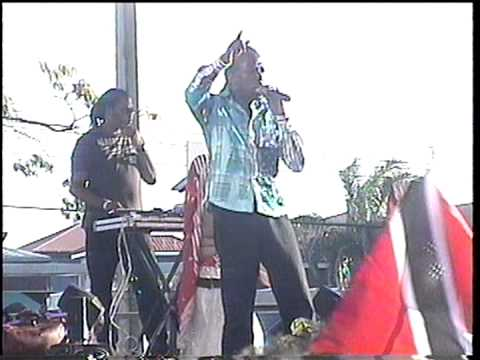 Trinidad Republic Day 2013 Concert.(David Rudder)#3