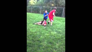 Strongest Kid In The World Fights