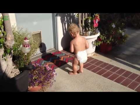 Babies Scared of Their Shadow Compilation 2013 [NEW HD]