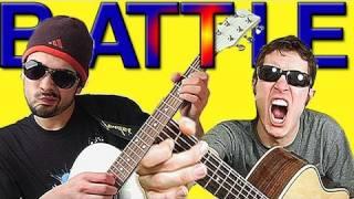 Hao123-Guitar: Double Battle - Joe Penna