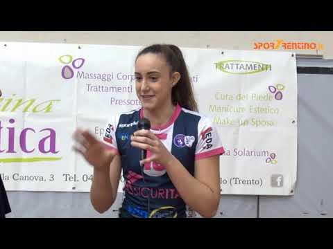 Copertina video Serena Sfreddo (Argentario B1)