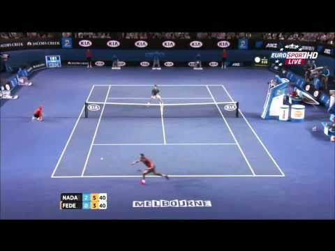 Rafael Nadal - A Real Fighter 2014 [HD]