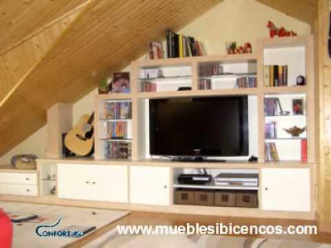 Muebles ibicencos CONFORT Mas . No es Pladur ni escayola.