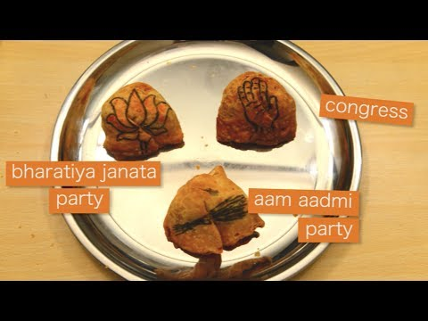 Delhi election stats told through stop-motion animation
