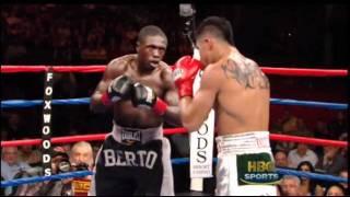 Victor Ortiz Vs Andre Berto Highlights