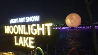 kor-eng-江陵鏡浦湖ライトショー