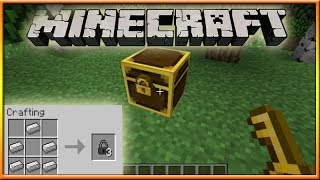 "How To Lock Chests In Minecraft 1.8 ""Tutorial"""
