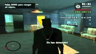 GTA San Andreas Misión De Ladrón De Casas MQ
