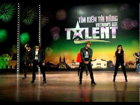[26/49] Nhóm MIX - Nhảy Giày cao gót - Vietnam's Got Talent