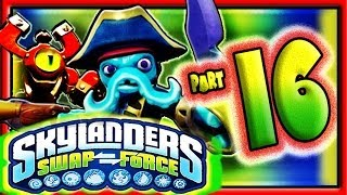 Skylanders Swap Force Episode 16 Winter Keep Snowmen