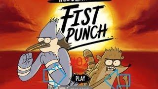 Gry Na Internecie Fist Punch #02 Co-Op Rigby W/ Mordehaj