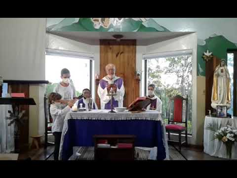 Santa Missa | 19.02.2021 | Sexta-feira | Padre José Sometti | ANSPAZ