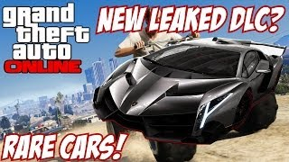 GTA 5 DLC NEW Leaked GTA 5 Cars Massacro, Zentorno