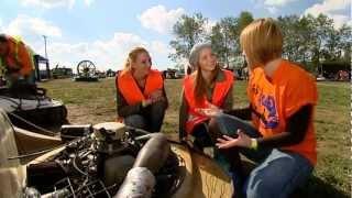Folge 02: Interviews und Fragen stellen | Hovercraft Meisterschaften