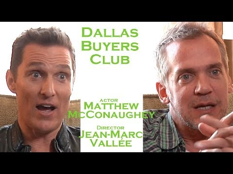 DP/30: Matthew McConaughey, dir Jean-Marc Vallée on Dallas Buyers Club