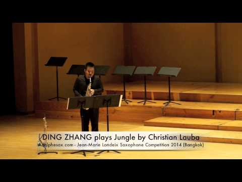 DING ZHANG plays Jungle by Christian Lauba