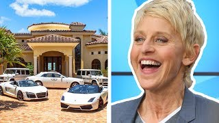 Ellen DeGeneres is Richer Than You Think...