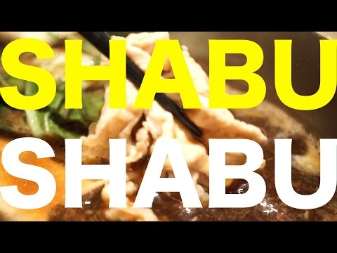 What is Shabu Shabu?