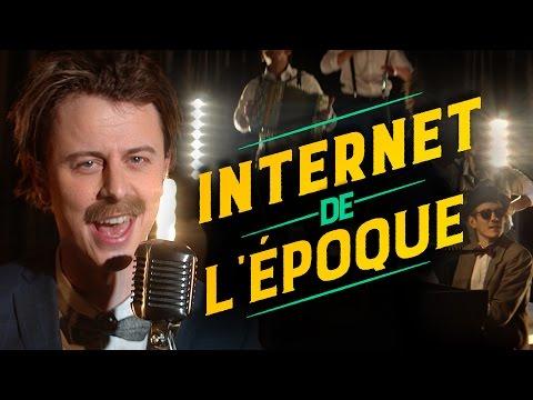 NORMAN - INTERNET DE L'ÉPOQUE