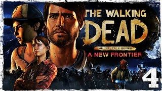 The Walking Dead: A New Frontier. #4: Иисус.