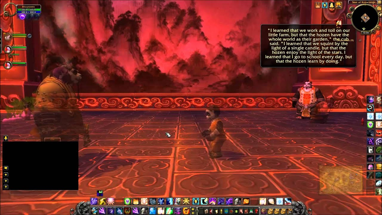 how to get exalted with lorewalkers on wow