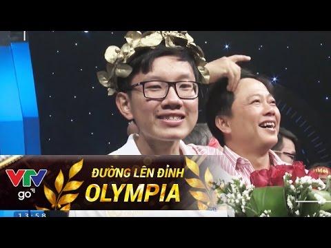 ĐƯỜNG LÊN ĐỈNH OLYMPIA 2017 | CUỘC THI THÁNG 2, QUÝ 3 | VTV Go