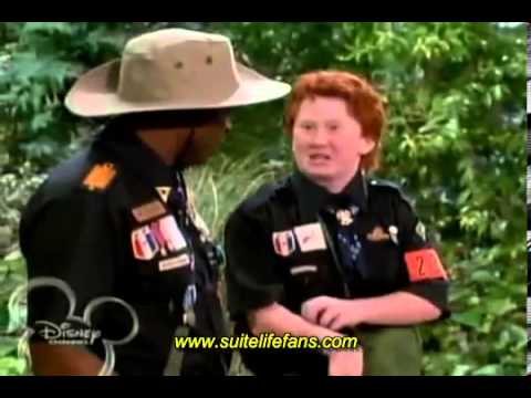 The Suite Life of Zack and Cody - 2x27 (Ah! Wilderness!)
