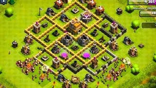 The 2 BEST Defense Bases For Town Hall Level 7 Clash Of