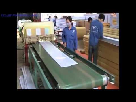 Lao động Nhật Bản - công nhân nhà máy nhựa Tokyo