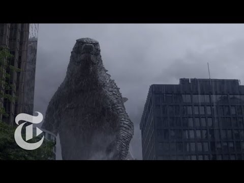 'Godzilla,' 'Million Dollar Arm' & More | This Week's Movies: Reviews | The New York Times