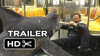 Sharknado 2: The Second One TRAILER 1 (2014) Syfy