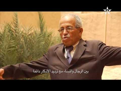 """عراقة قصر اسرير بتنجداد على القناة الامازيغية """"فيديو"""""""
