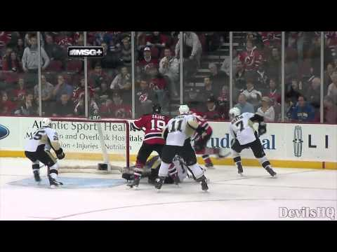 Ilya Kovalchuk OT Goal + Interview 3/4/2011