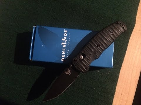 Benchmade Volli Overview and Initial Impressions