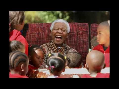 Tribute to Nelson Mandela  - Life Photos of a Legend (South African Gospel Music by Vuyo Mokoena)