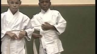 Judo Débutant 2 Noeud De Ceinture