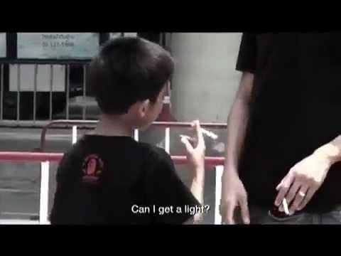 Smoking Kid - Video clip chống hút thuốc lá.