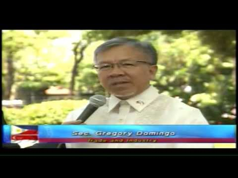 State visit to the Republic of the Philippines His Excellency Dr. Tony Tan Keng Yam [04/03/2014]