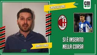 Il Milan fa sul serio per Otavio: è sfida alla Roma