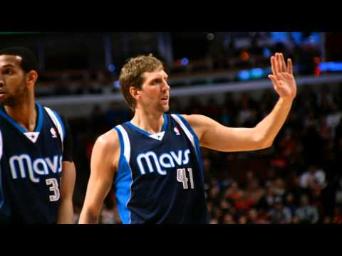 Dirk Nowitzki the Leader of the Dallas Mavericks