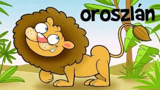 Állatos Ábécé - a magyar ABC állatokkal