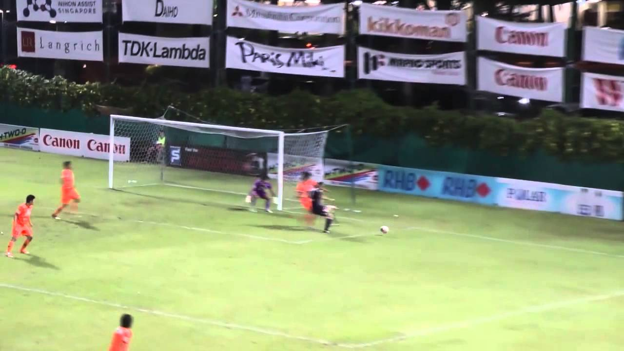 Albirex Niigata FC 0-1 Hougang United FC