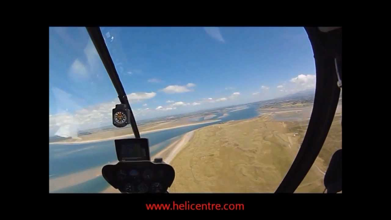 Helicopter Flights Around Snowdonia And North Wales  YouTube